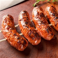 Alligator sausage with garlic and basil, Buy Alligator sausage with garlic and basil, Alligator sausage with garlic and basil price, How to cook Alligator sausage with garlic and basil, Where can I buy Alligator sausage with garlic and basil, Exotic Meats